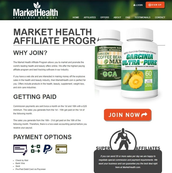 how to make money from affiliate marketing online